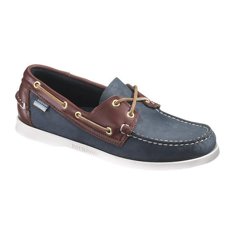 Spinnaker shoes blue/brown