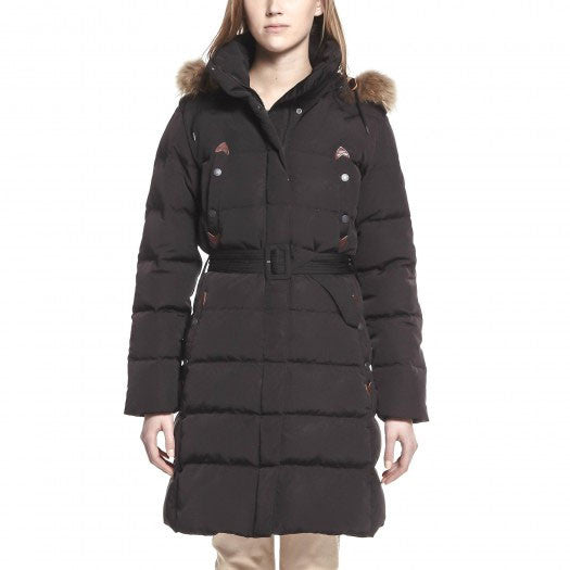 aigle cuckmerry down jacket ebene