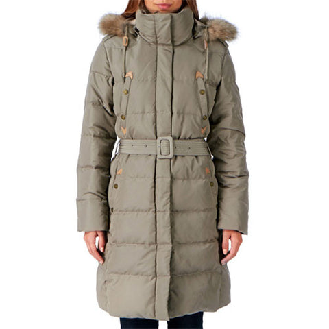 aigle cuckmerry down jacket souris