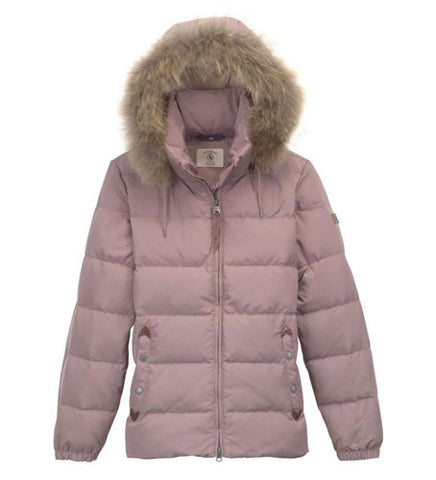 aigle oldhaveny down jacket woodrose