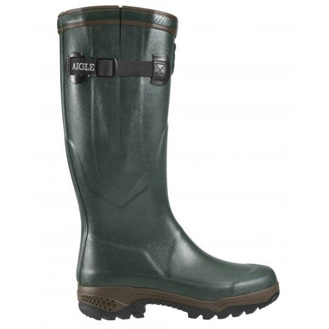 aigle parcours iso 2 wellies bronze