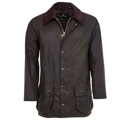 Barbour Classic Beaufort wax jacket olive