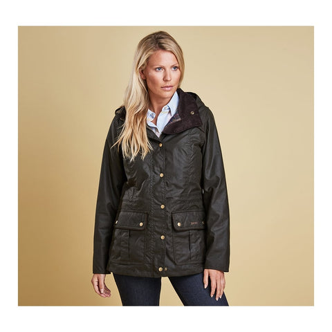Barbour Aeonium Wax Jacket