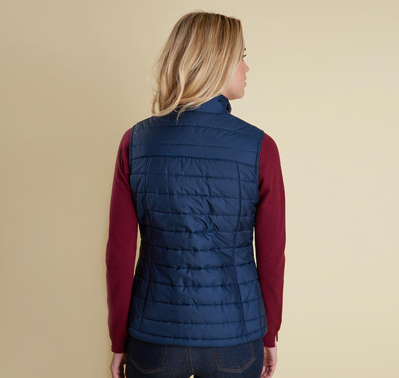 Barbour Dovecote Quilt - Navy