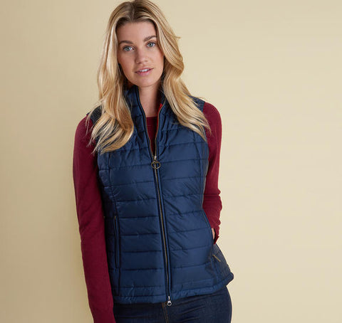 Barbour Dovecote Navy