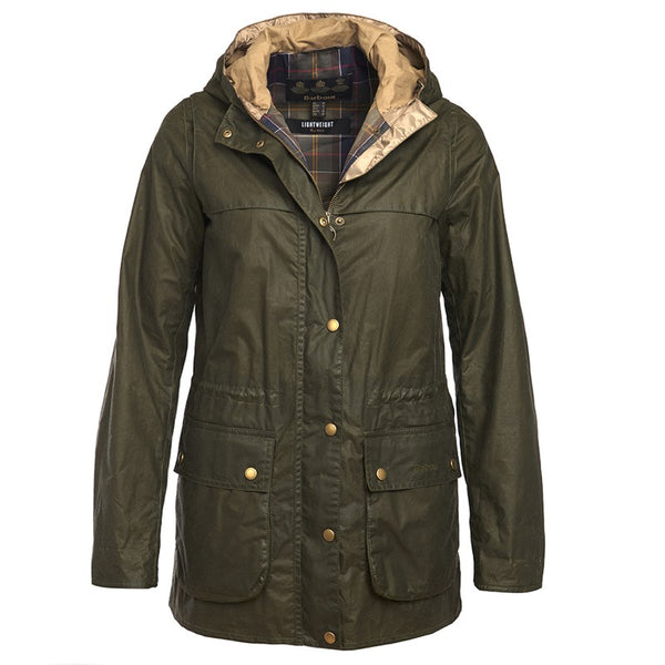 Barbour Lightweight Durham jacket - Archive Olive