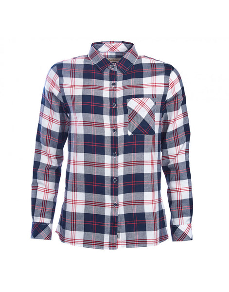 Barbour Dock Shirt - Navy