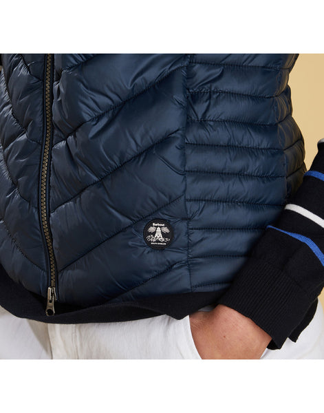 Barbour Pentle Gilet - Navy