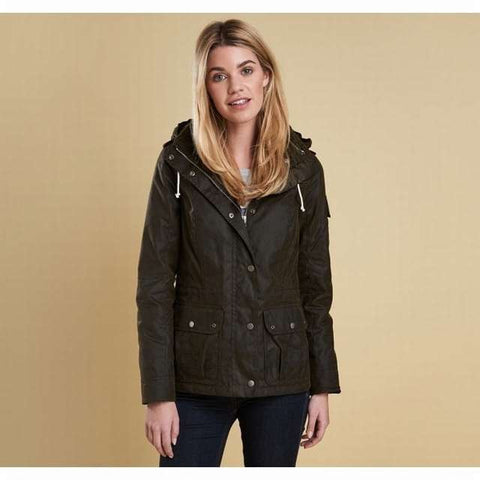Barbour Redcliffe Wax OLIVE
