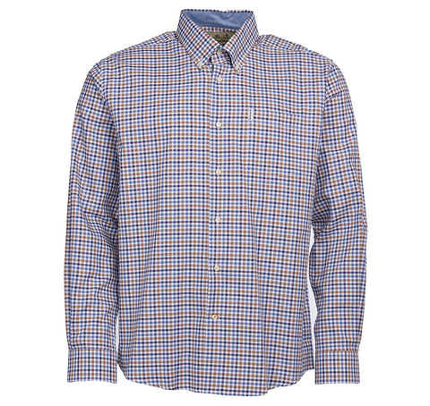 Barbour Agden shirt Sandstone