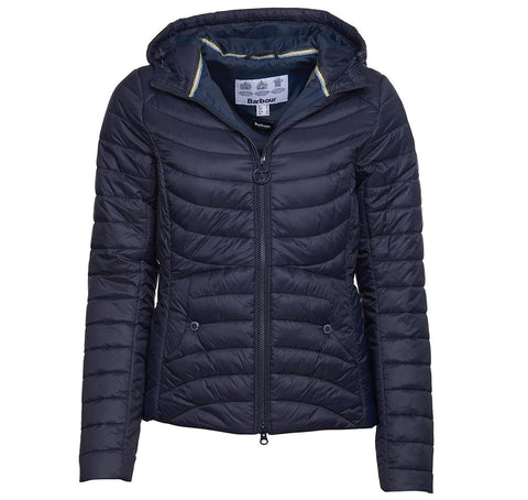 Barbour Ashore Quilted jacket Navy