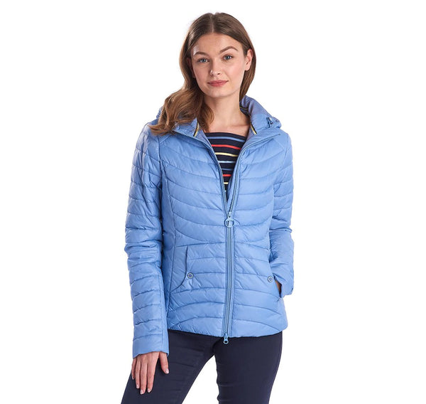 Barbour Ashore Quilted jacket - Skyline