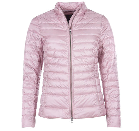 Barbour Baird Quilted jacket  - Blossom pink