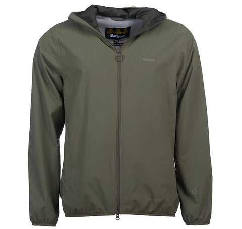 Barbour Bransby Waterproof Jacket  - Dusty olive