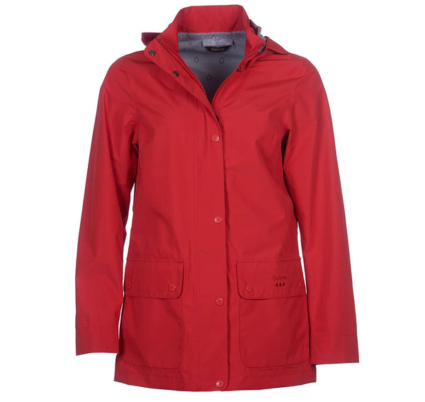 Fourwinds Jackt Reef Red