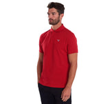 Barbour Tartan Pique Polo shirt