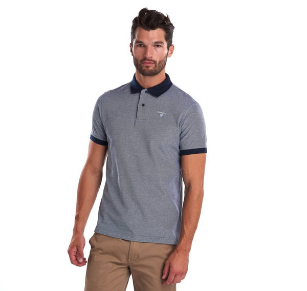 Barbour Sports Mix Polo shirt - Midnight