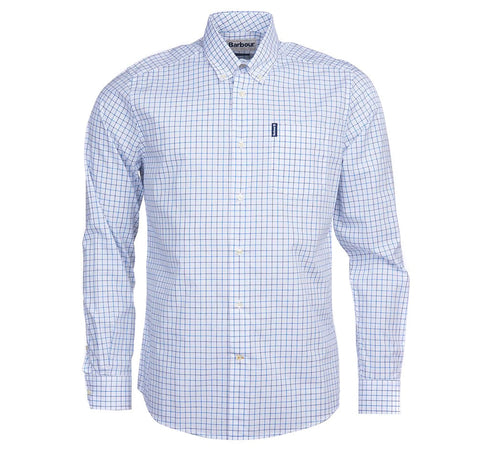 Barbour Tattersall 16 tailored shirt