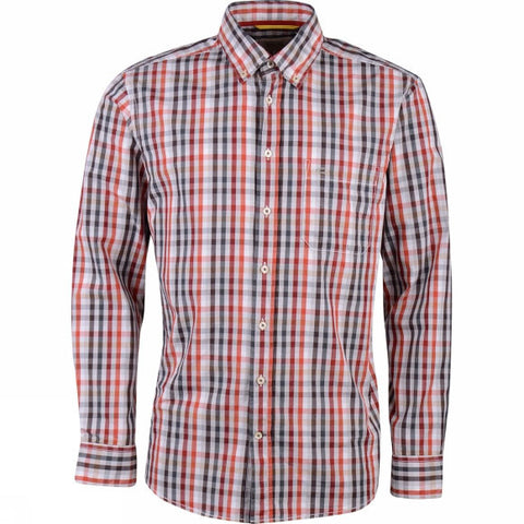 Jack shirt 355170 - 49 Blue/red