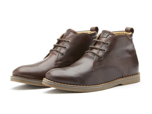Chatham Aplin boots - Bordo brown