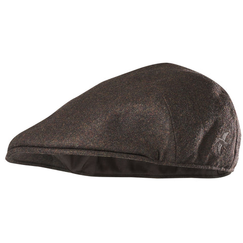 Devon Flat Cap - Faun Brown