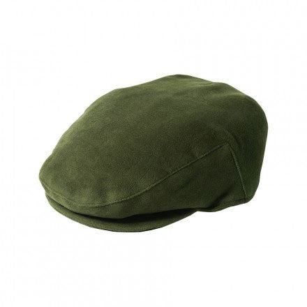 Failsworth country cap moleskin in olive