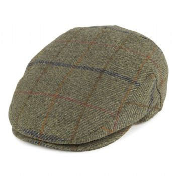 Failsworth Waterproof Cap Green/Red 2999