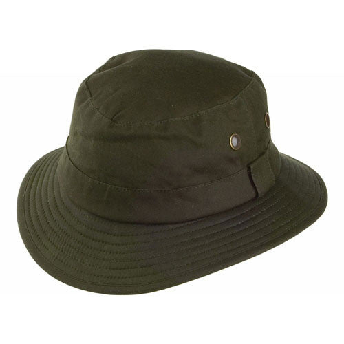 0c8c0b56294 Buy waxed fishermans hat olive. Shop every store on the internet via ...