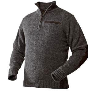 Seeland Odell jumper in flint grey
