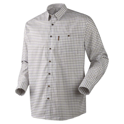 Lancaster Shirt - Blackberry Check