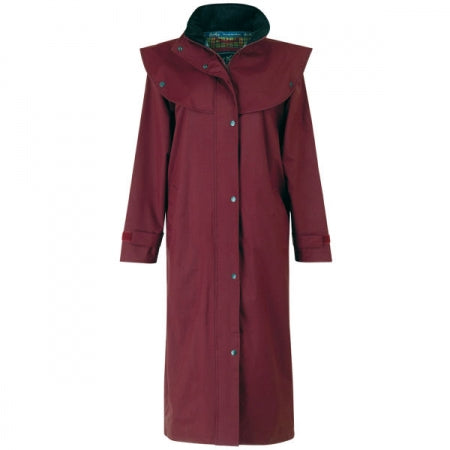 Ladies Malvern - Deep Claret