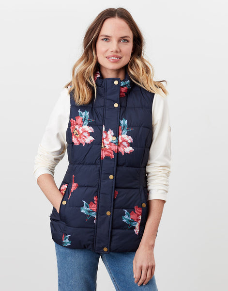 Bridgeford Reversible Gilet Marine Navy