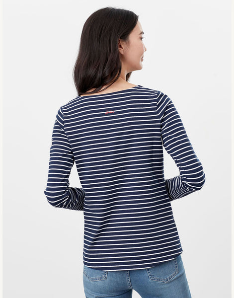 Harbour Long Sleeve Jersey Top