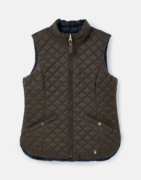 Bridgeford Heritage Green Reversible Gilet