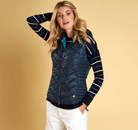 Barbour Pentle Gilet NAVY