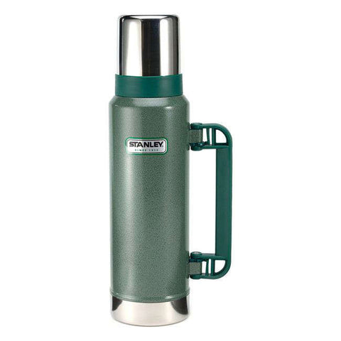 stanley 1l classic legendary flask in green