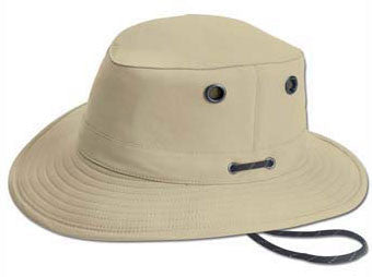 Tilly LT5 sun hat in stone