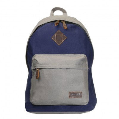 Troop London heritage large backpack grey/navy