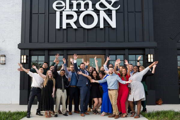 Elm & Iron: A Preview Into Our Stores