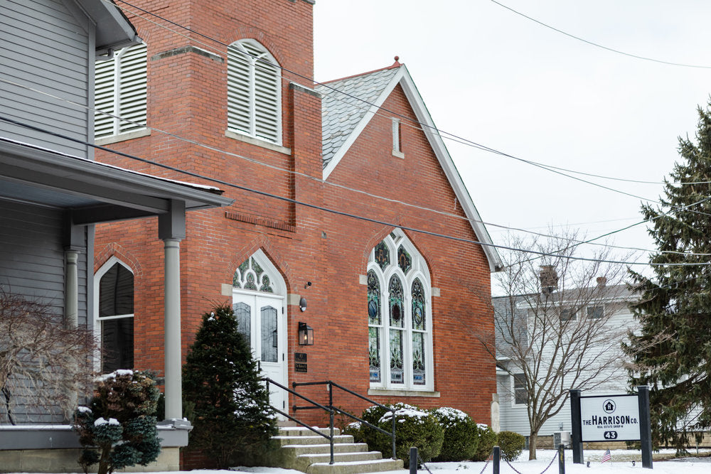 110-year-old Church Repurposed by Broker & Realtor Nicole Harrison