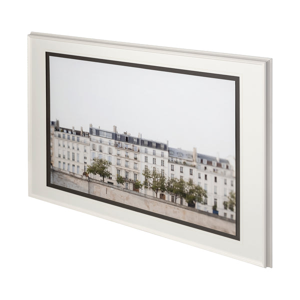 Amour de la Ville Framed Art