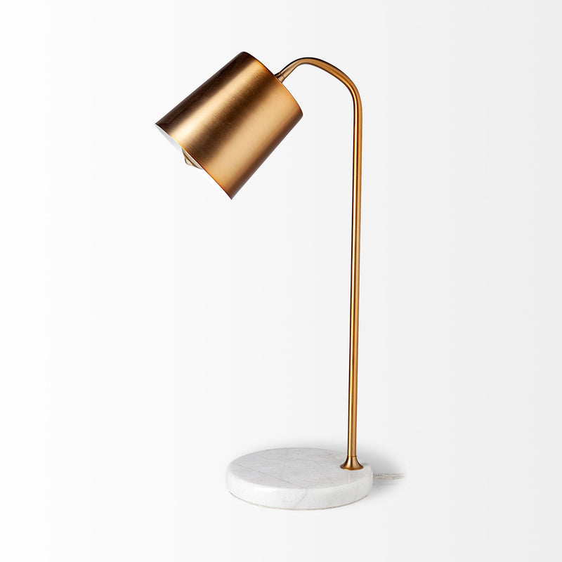 Sanderson Gold Table Lamp