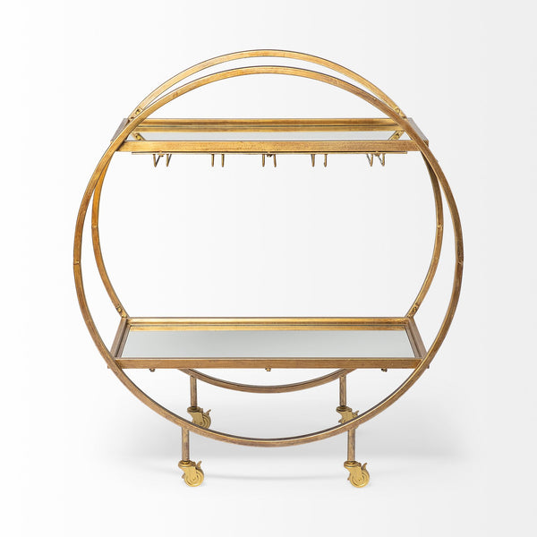 Carola Bar Cart
