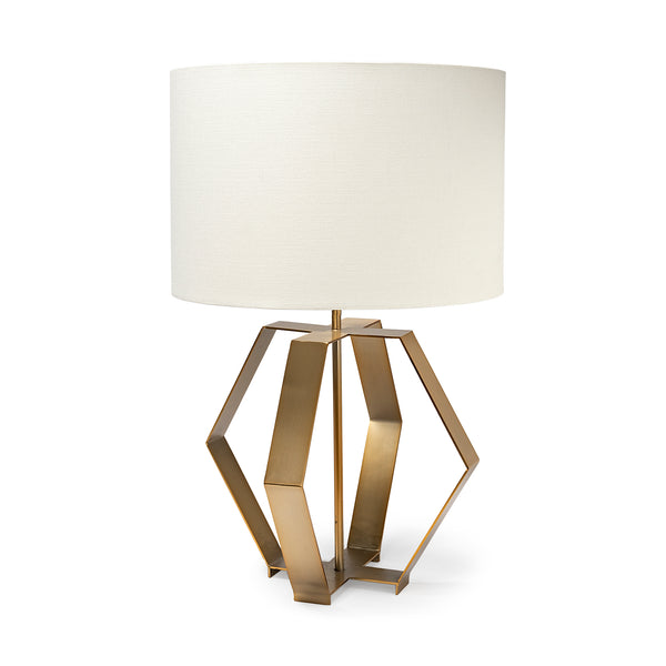 Edwards Gold Table Lamp