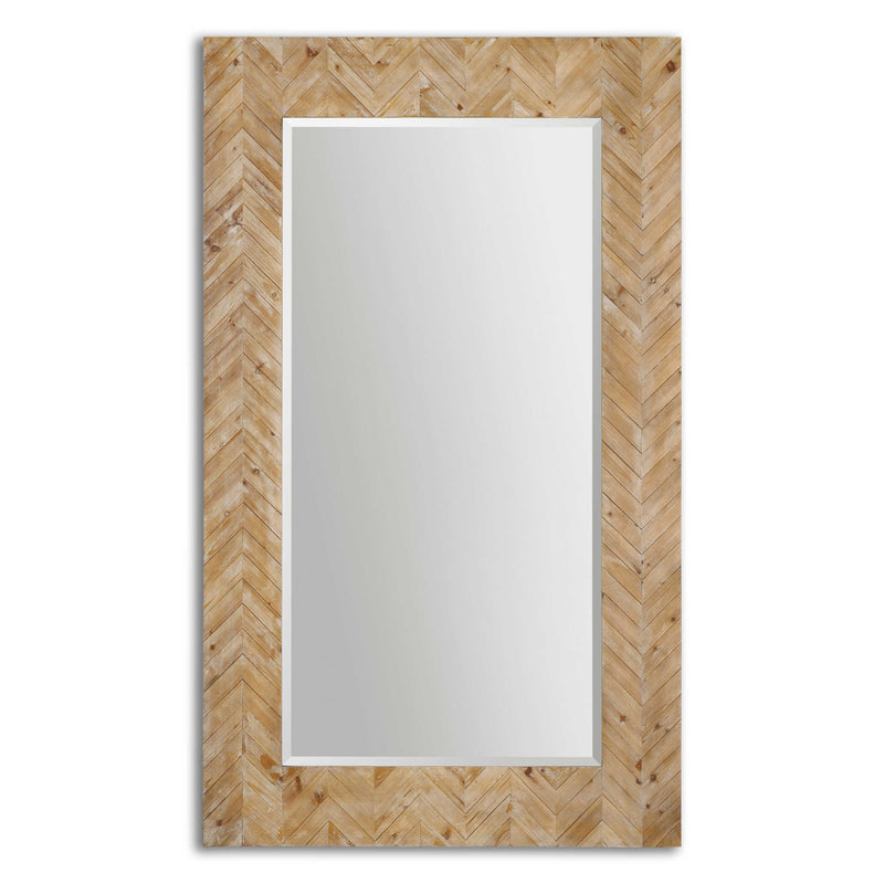 DEMETRIA WOOD MIRROR