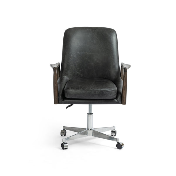 Bexley Leather Desk Chair
