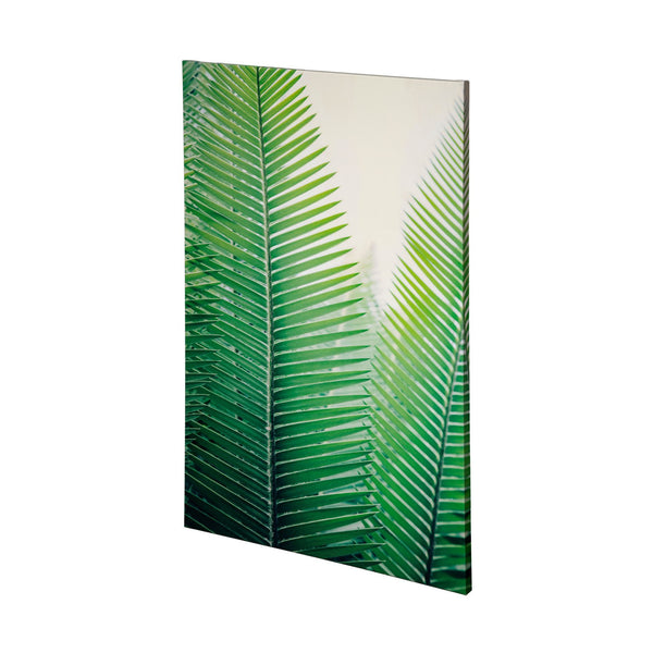 Tropical Plaza Canvas