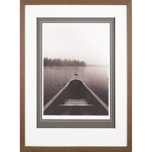 Equilateral Framed Art