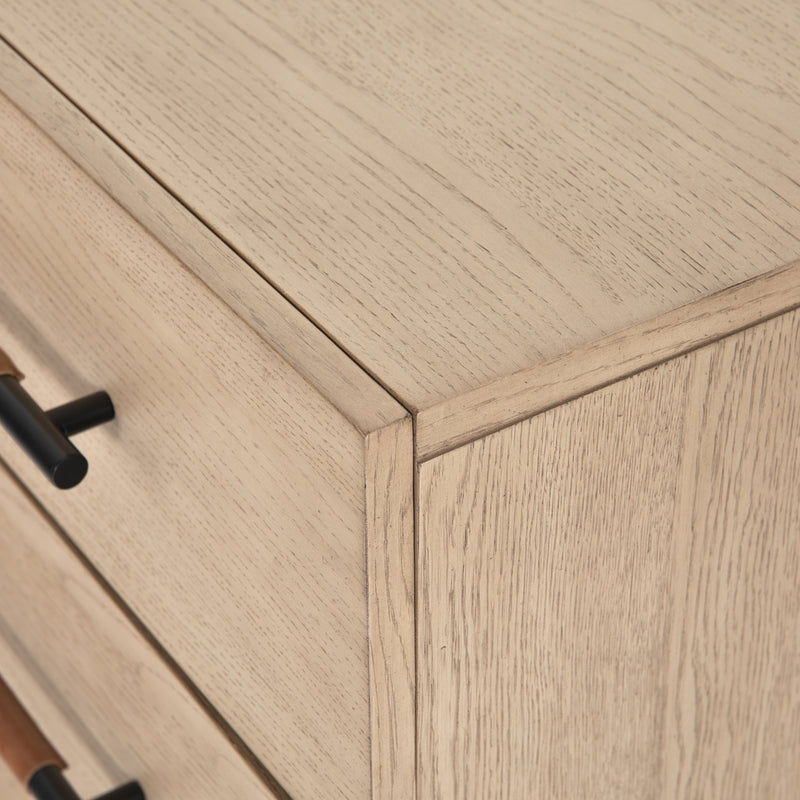 Rainer 6 Drawer Dresser
