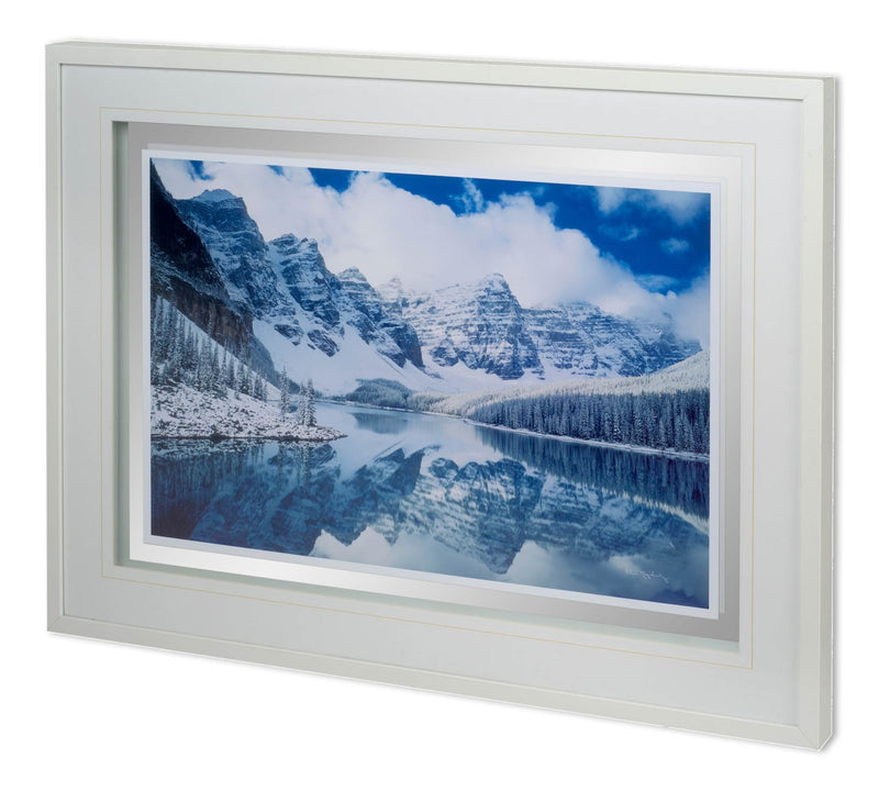 Moraine Lake Framed Art